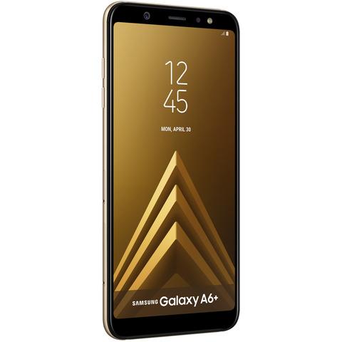 SAMSUNG A6+ 2018 64GB DS 4G GOLD