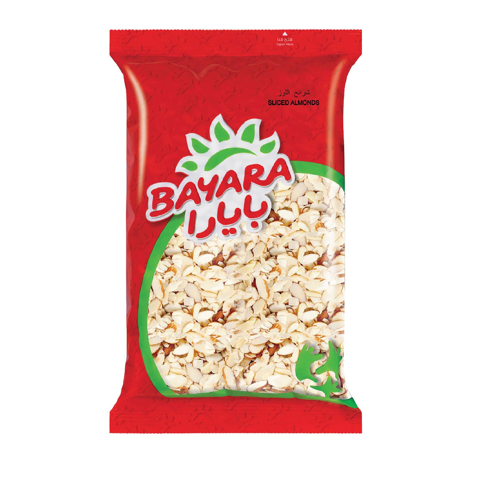 BAYARA ALMONDS SLICED 200GR