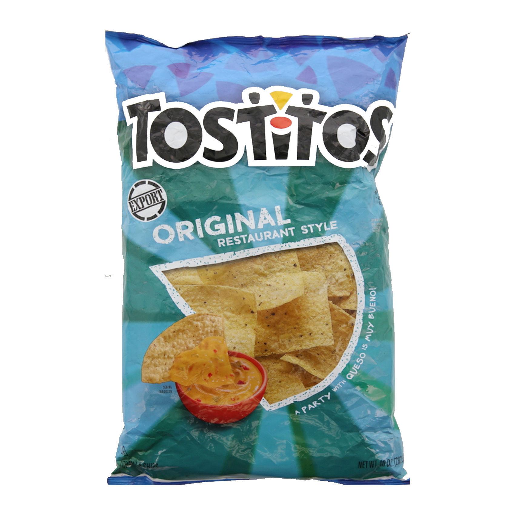 TOSTITOS R.S.T.C 283.5GR