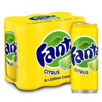 Fanta Citrus 6x330ml