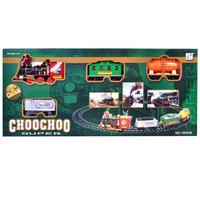 Train Choocho With Battery Operator