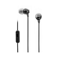 Sony Earphone MDREX15AP  Black