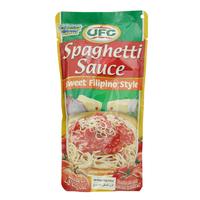 Ufc Spaghetti Sauce Sweet Filipino Style 250g
