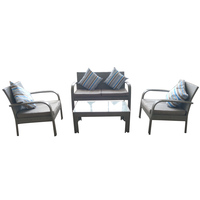 PARADISO REGEN RATTAN SET ( Delivered In 7 Business Days)