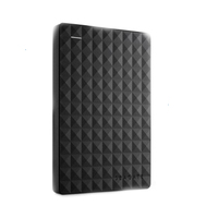 "Seagate External Hard Disk Expansion 1TB 2.5"" Black"