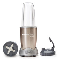 NutriBullet Pro Smoothie Maker 5pc Set, Silver, 900W, NB9-0512