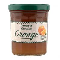 Carrefour Orange Jam 370g