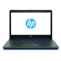 hp Notebook Computer 14CM0001 AMD RYZEN 5-2500U 14 Inch 8GB Ram Windows 10 Blue