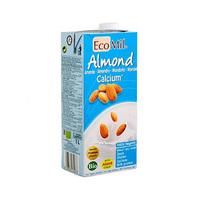 Eco Mil Almond Milk Agave Calcium 1L