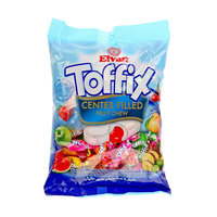 Elvan Tofix Assorted Fruity Filled 350g