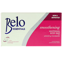 Belo Essentials Smoothening Whitening Boy Bar 135G