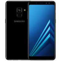 samsung A8 2018 Dual Sim 4G 64GB Black