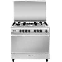 Glemgas 90X60 Cm Gas Cooker 1126UN9612GI/FSG