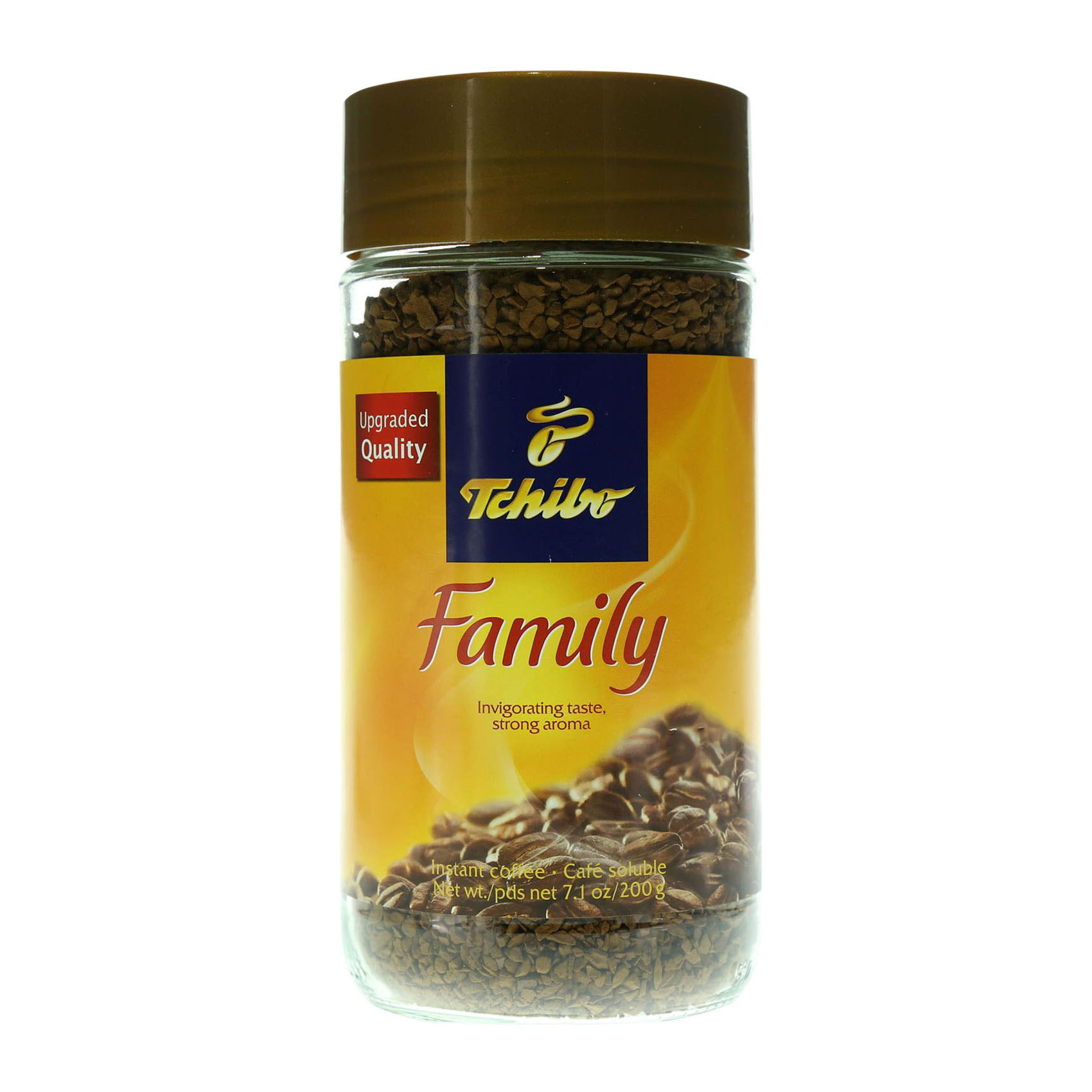 TCHIBO FAMILY INST COFFEE 200G