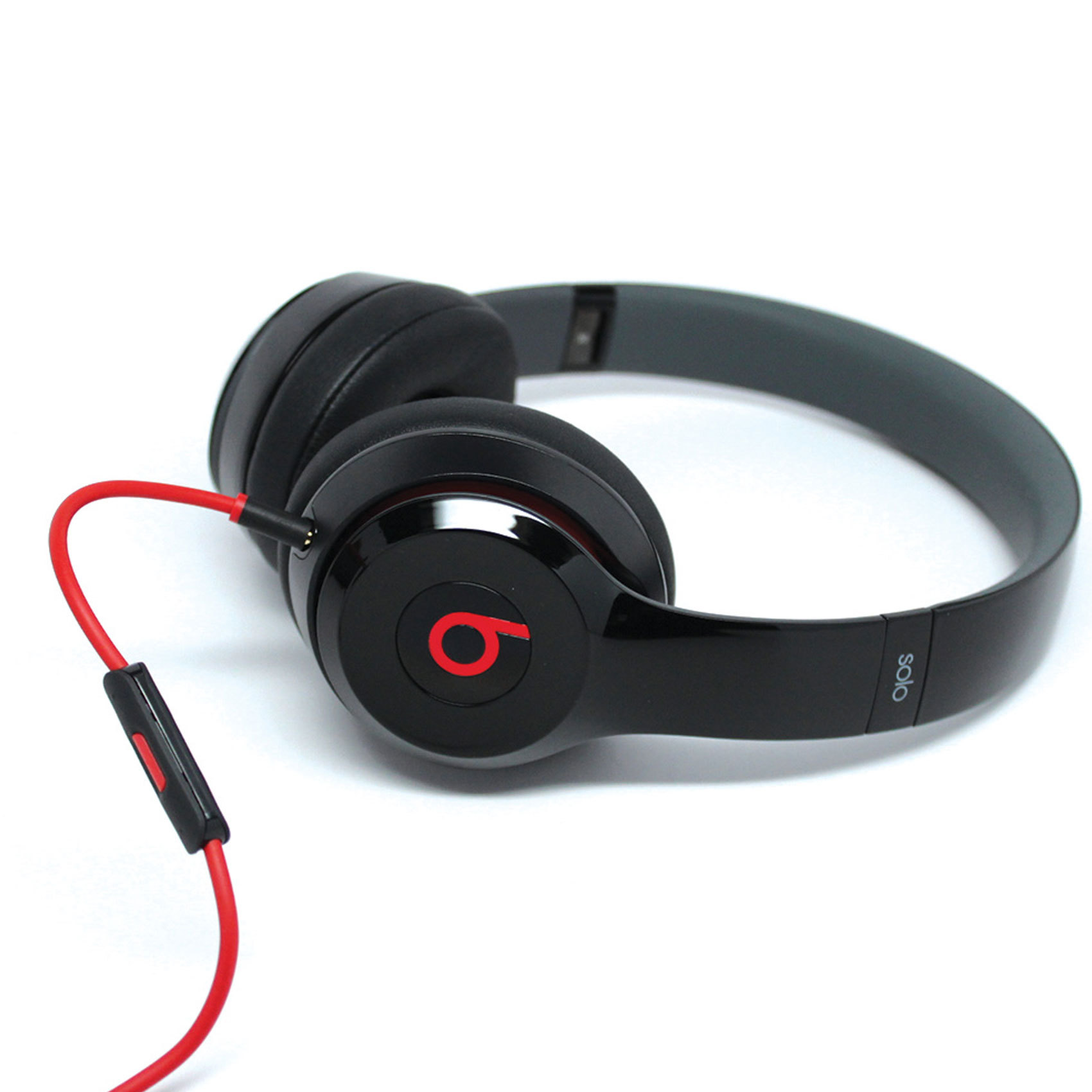 BEATS WIRED HEADPHONE SOLO2 BK