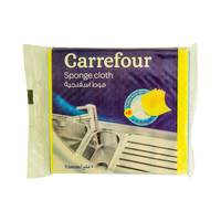 Carrefour Sponge Cloth 5 Pieces