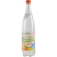 Carrefour Sparkling Water Citrus 1L