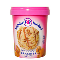 Baskin Robbins Praline & Cream 500ml