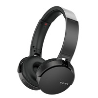 Sony Headphone MDRXB650BT Black