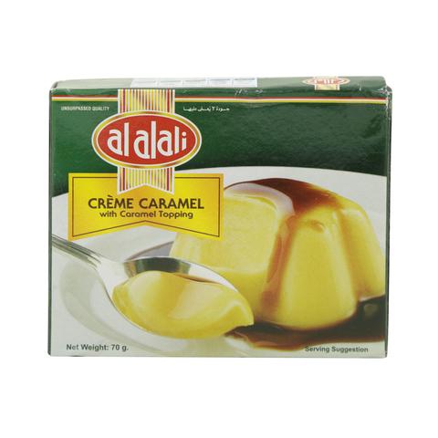Al-Alali-Crème-Caramel-70g