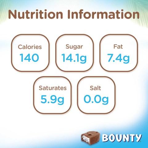 Bounty®-Minis-Milk-Chocolate-Mini-Bars-Pouch-228g-(8pcs)