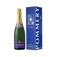 Pommery Champagne Brut 75CL + Ice Bucket Free