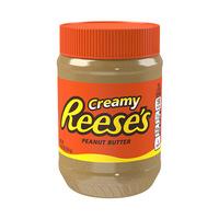 Reese''s Creamy Peanut Butter Jar 510GR
