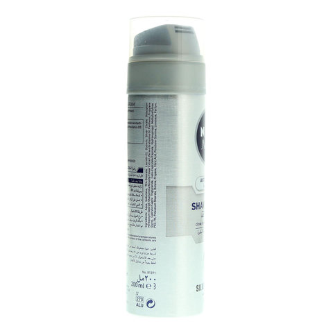 Nivea-Men-Shaving-Foam-Silver-Protect-200ml