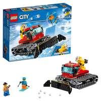 Lego City Snow Groomer Construction Set