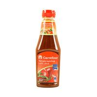 Carrefour Ketchup Pet Bottle 340GR