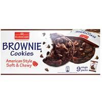 Eurocake Brownie Cookies 252g