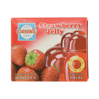 Green's Strawberry Jelly 80g