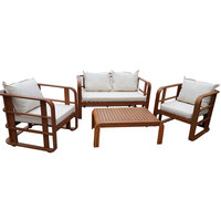 Paradiso Bordeaux Set 4Pcs(Delivered In 7 Business Days)