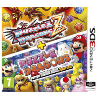 Nintendo 3DS Puzzle&Dragons+Puzzle Dragons Super Mario Edition