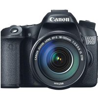 Canon SLR Camera Eos 70D 18-135Mm Is Stm Lens