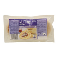 Carrefour Muffins 250g