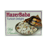 Hazer Baba Turkish Delight with Pistachio 250g