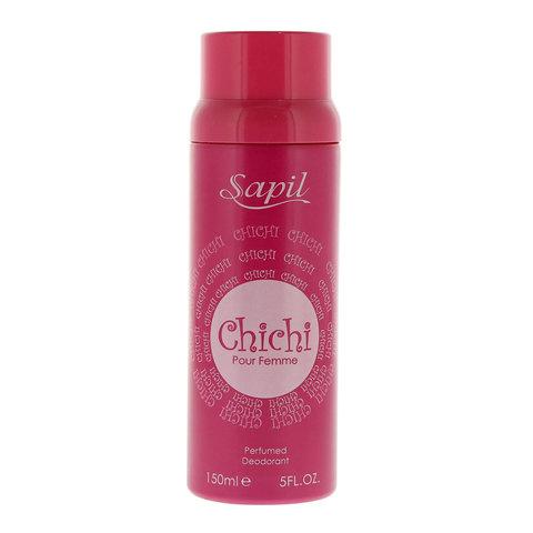 Buy Sapil Chichi Perfumed Deodorant 150ml Online Shop Sapil On