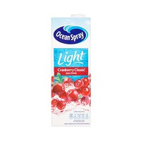 Ocean Spray Cranberry Classic Light Drink 600ML