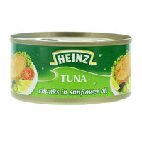 Heinz Chunks in Sunflower Oil Tuna 185 g