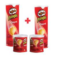 Pringles Original 165g + 40g x2