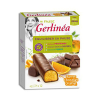 Gerlinea Barre Chocolat & Orange 372GR