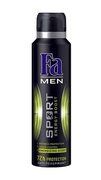 Fa Deodorant Spray Energy Boost 150 Ml
