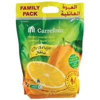 Carrefour Powder Drink Orange Pouch 3Kg