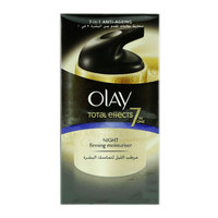 Olay Total Effects 7-In-1 Anti-Ageing Firming Moisturiser Night Cream 50ml