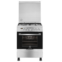 Electrolux 60X60 Cm Gas Cooker EKK-615A1OX 4Burners