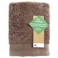 TEX Hand Towel x2 30x50 Taupe