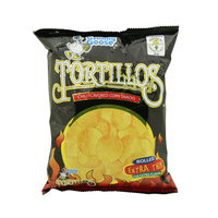 Granny Goose Tortillos Chili Flavored Corn Snacks 100g