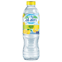 Al Ain Bottled Drinking Water with a Hint of Lemon And Lime 500ml