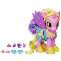 My Little Pony Princess Cutie Mark Magic Fashion Style Princess Cadance Figure